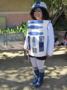 R2D2 Costumes for Kids