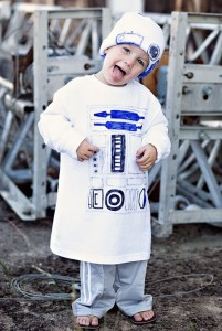 R2D2 Toddler Costume