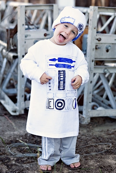 Star Wars R2D2 Costume. R2D2 Toddler Costume  sc 1 st  Parties Costume : star wars costumes homemade  - Germanpascual.Com