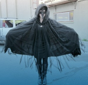 Raven Costume DIY