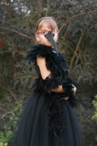 Raven Costume Pictures