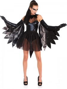 Raven Costume for Women