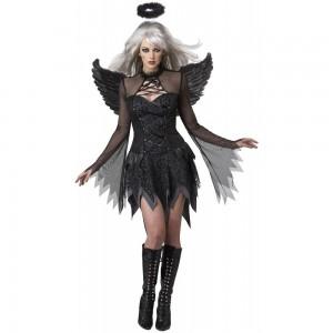 Raven Maven Costume
