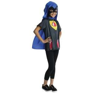 Raven Superhero Costume