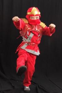 Red Ninjago Costume