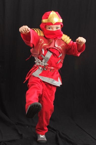 ninjago costumes parties costume. Black Bedroom Furniture Sets. Home Design Ideas