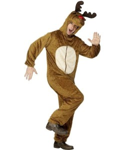 Reindeer Costume Adult