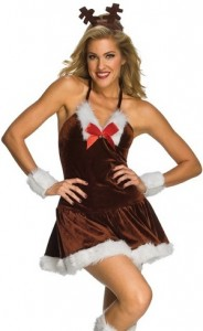 Reindeer Costume for Girls