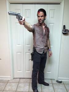 Rick Walking Dead Costume