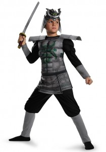Samurai Costume for Kids