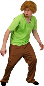 Scooby Doo Costume Adult