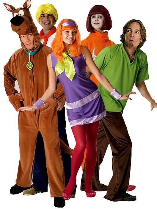 Scooby Doo Costumes For Men Women Kids Partiescostume Com