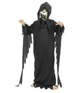 Scream Costume Kids