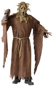 Scream Costume Scarecrow