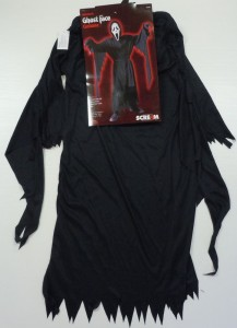 Scream Costume for Child
