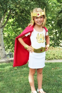 She-Ra Costume Child