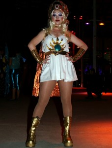 She-Ra Costume DIY