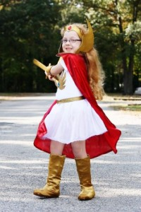 She Ra Costume Kids
