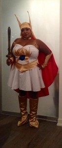 She-Ra Costume Plus Size