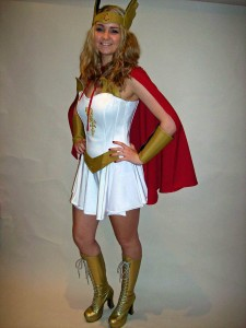 She-Ra Halloween Costume