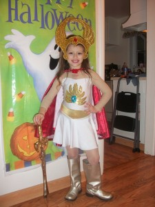 She-Ra Kids Costume