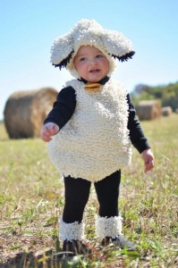 Sheep Costume Ideas