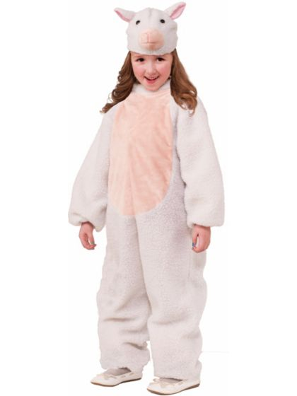 Sheep Costumes Men Women Kids Parties Costume