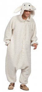 Sheep Costume for Adults