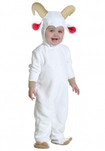 Sheep Costume for Toddler