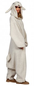 Sheep Costume for Women