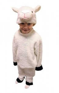 Sheep Costumes for Kids