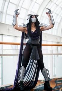 Shredder Costume Womens
