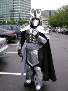 Shredder TMNT Costume