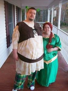 Shrek Costume Ideas