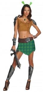 Shrek Costume for Adults