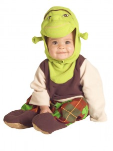 Shrek Costume for Toddler