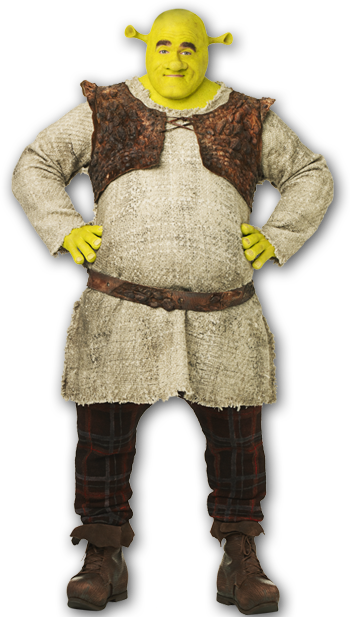 shrek costumes for men women kids parties costume. Black Bedroom Furniture Sets. Home Design Ideas