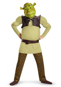Shrek Costumes for Adults