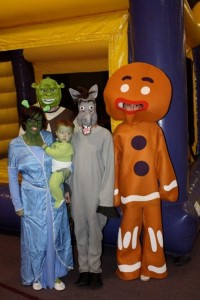 Shrek Family Costumes