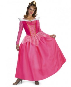 Sleeping Beauty Costume Adult