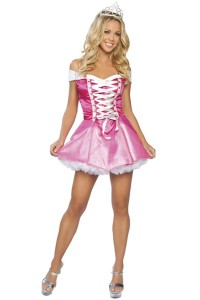 Sleeping Beauty Costume Ideas
