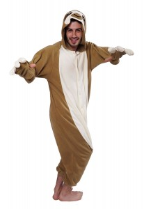 Sloth Animal Costume