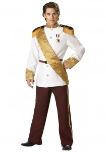 Snow White Prince Charming Costume