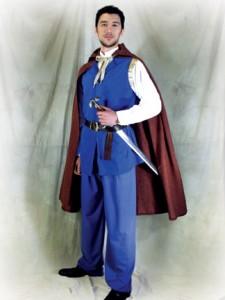 Snow White Prince Costume