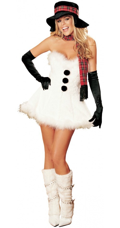 Naughty Womens Halloween Costumes