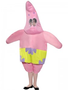 Spongebob Character Costumes