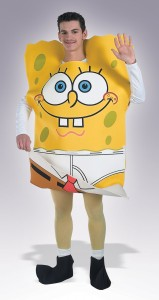 Spongebob Costume Adult