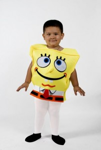 Spongebob Costume for Baby