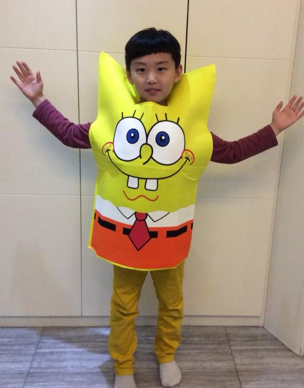 spongebob costumes for men women kids parties costume
