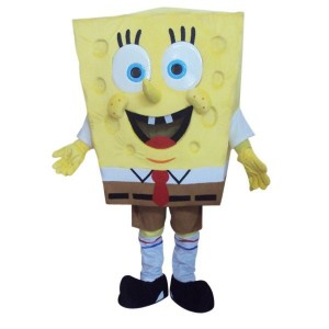 Spongebob Mascot Costume